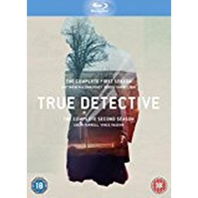 True Detective - Season 1-2 [Blu-ray] [2016] [Region Free]